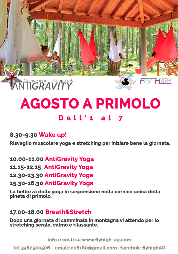 Antigravity Primolo